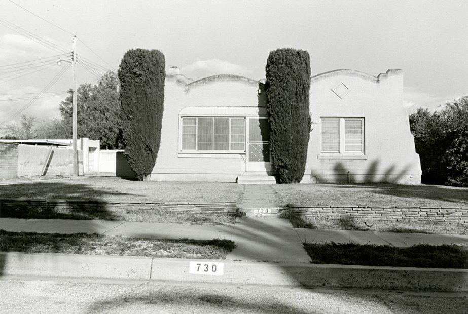 Henry Wessel<br>Tucson, AZ, 1973