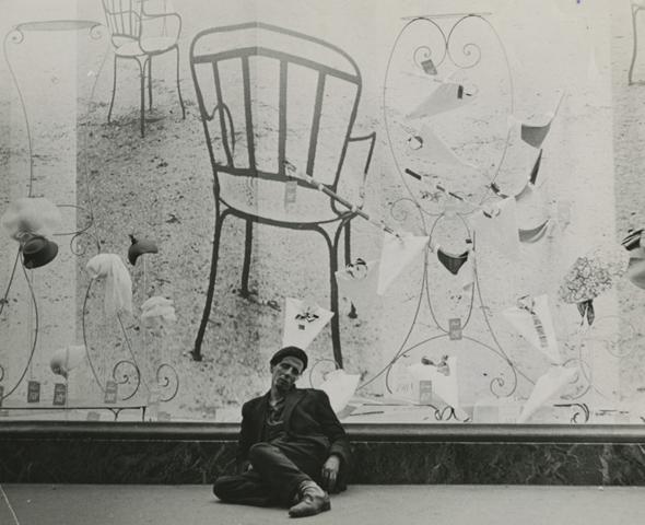 Sabine Weiss<br>Paris, 1953