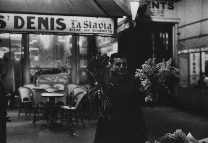 Sabine Weiss<br>Paris, 1955