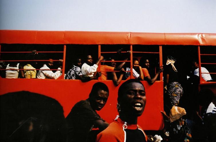Kinshasa, Zaire, 1982