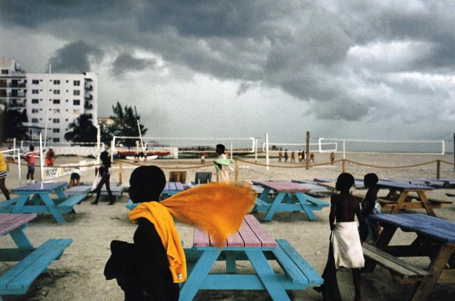 Miami Beach, Florida, 1989