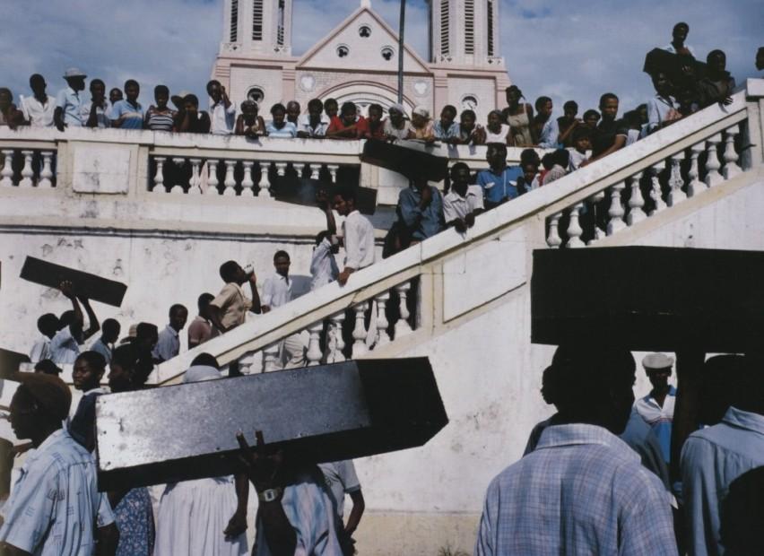 Port-au-Prince, Haiti, 1987