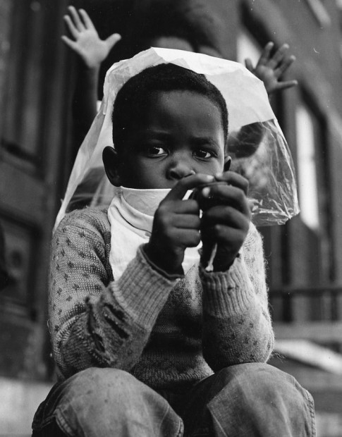 South Side, Chicago, Illinois, c.1958