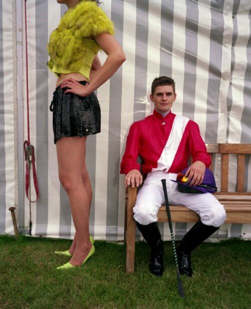 Fashion Magazine: Jockeys, 2004