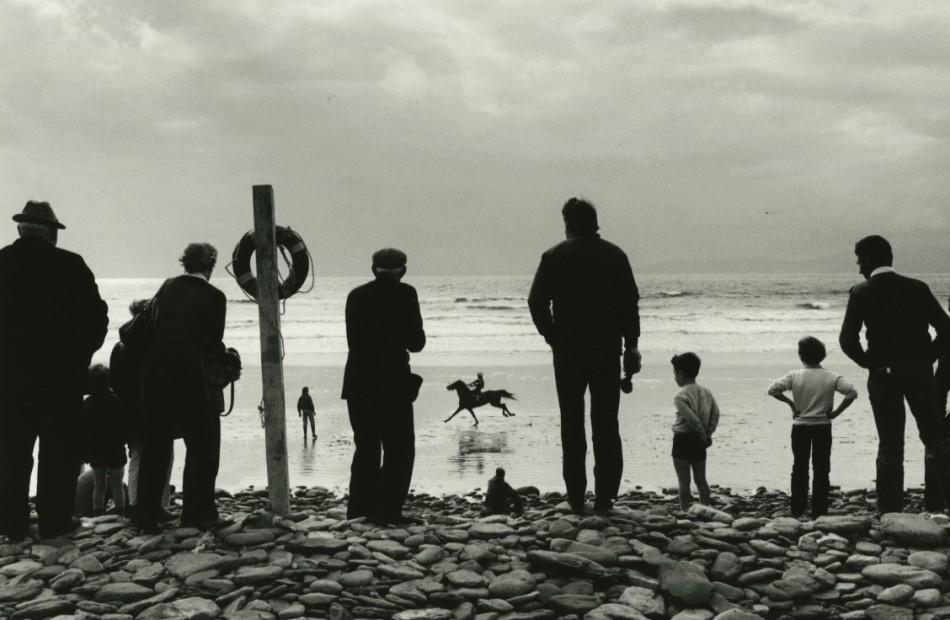 Glenbeigh Races, County Kerry, Ireland, 1980-83
