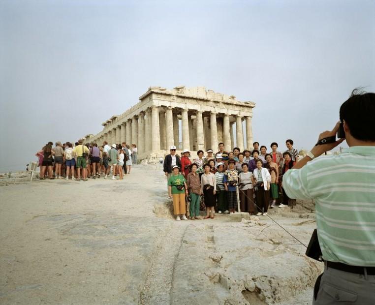 Acropolis, Athens, Greece, 1991