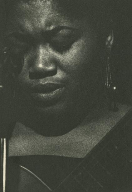 Odetta, Gate of Horn, 1959
