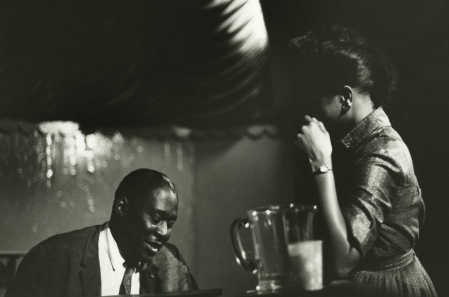 Memphis Slim, First Session for Folkways Records, 1959