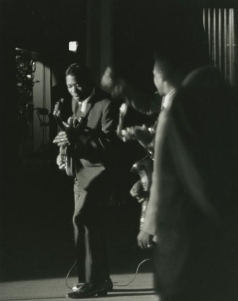 B.B. King at Regal Theatre, 1964