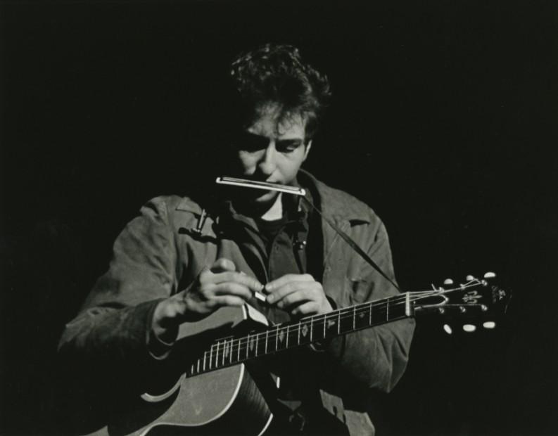 Bob Dylan, Orchestra Hall, December 27, 1963