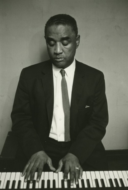 Little Brother Montgomery, 1962