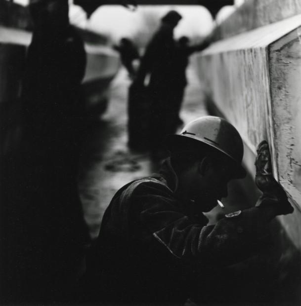 Construction Worker, 1957