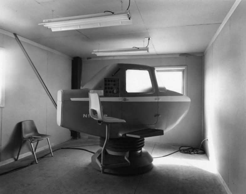 Classroom in a Flying School, 1980