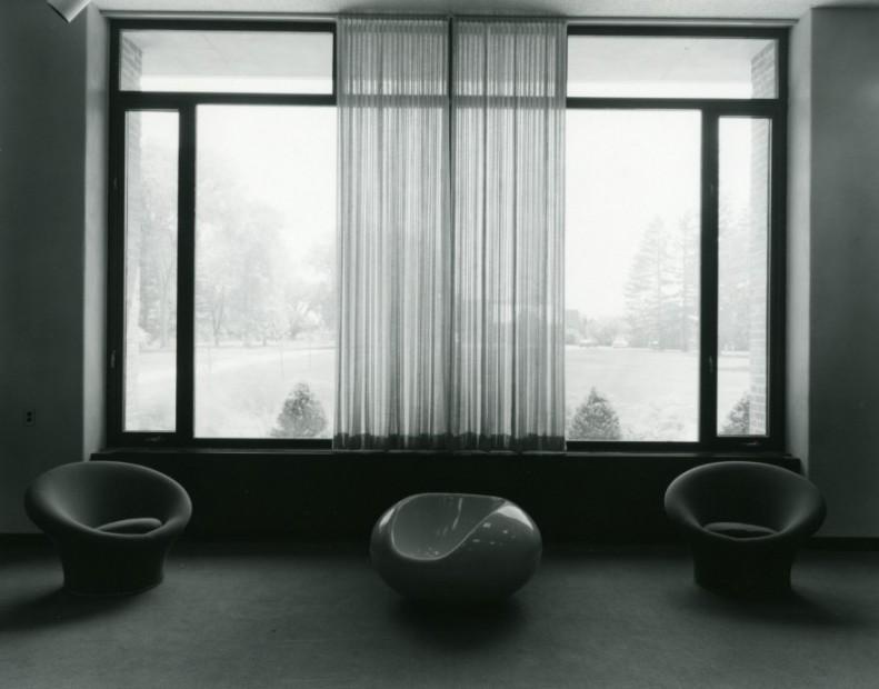 University Library, University of Maine, Orono, Maine, 1976-77