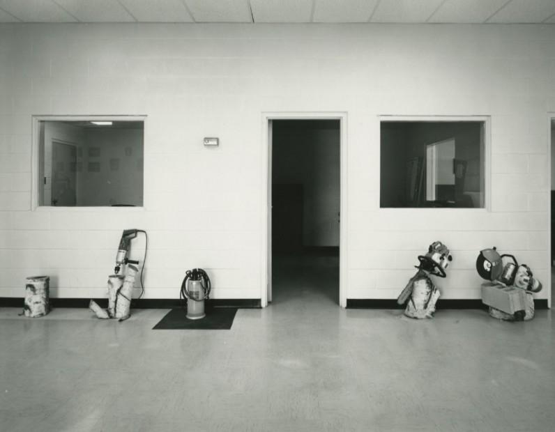 Showroom in an Industrial Crush, Toronto, 1980-81