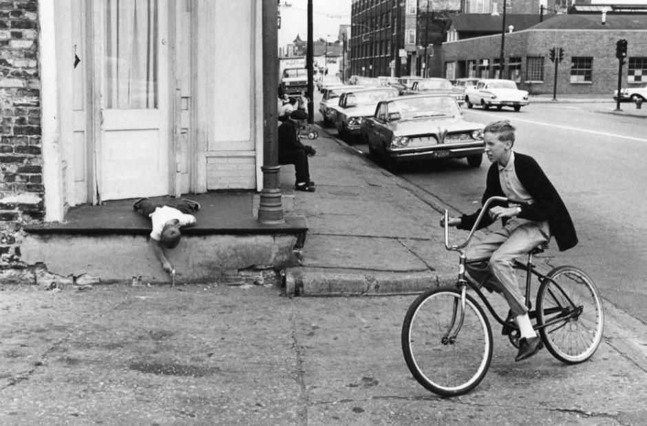 North Ave. and Wood St., 1964