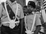 Thumbnail image: Two Explorer Scouts, 1990