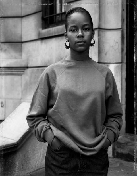 Nailah Bracey, Brooklyn, NY, 1989