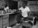 Thumbnail image: Deas McNeil, The Barber, Harlem, 1976