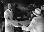 Thumbnail image: Mr. Moore's Bar-B-Que, 125th Street, Harlem, 1976