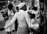 Thumbnail image: At a Revival Tent Meeting, Harlem, 1977