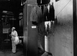 Thumbnail image: A Woman with Hanging Overalls, Harlem, 1978