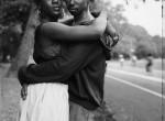Thumbnail image: Couple in Prospect Park, 1990