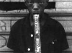 Thumbnail image: A Boy Eating a Foxy Pop, Brooklyn, NY, 1988