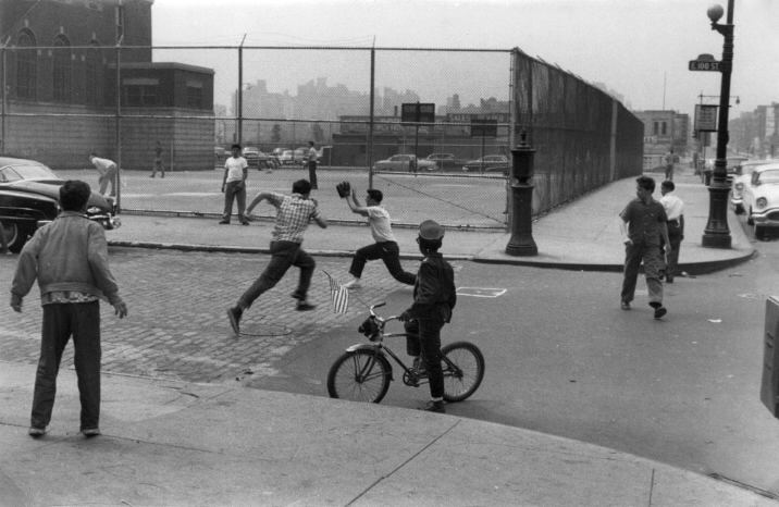 The Poor Play It In The Streets, c.1959