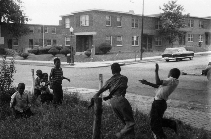 Cops and Robbers, USA, c.1959
