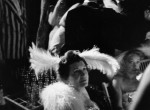Woman with Feathers in Hat, U.S.A., c.1958