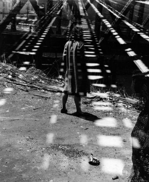 Light Study, New York, 1944