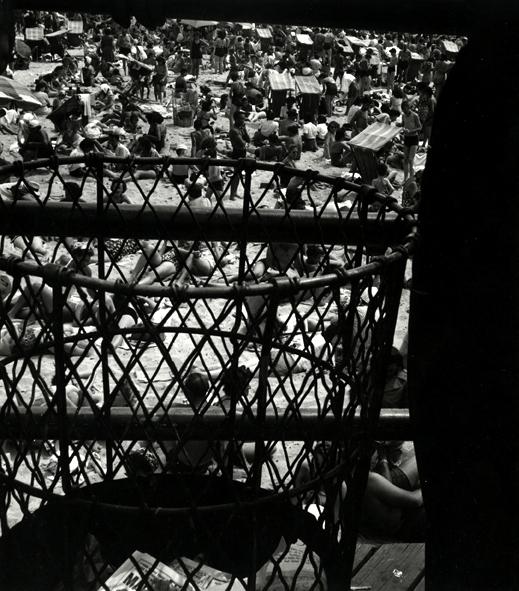 Coney Island, New York, 1944