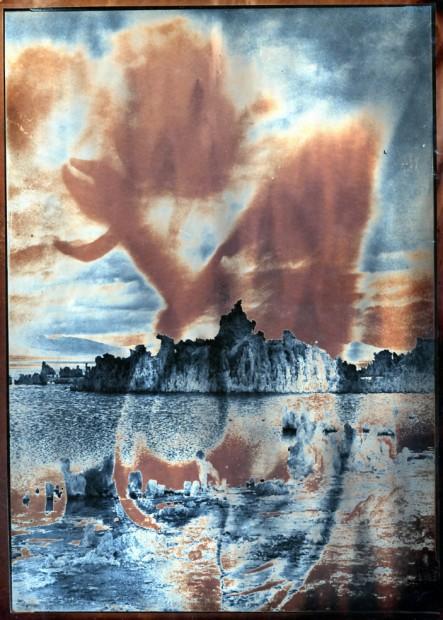 Mono Lake Print, 1970s