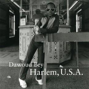 """book cover: """"Dawoud Bey: Harlem, U.S.A."""""""