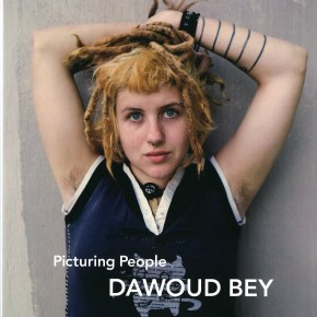 """book cover: """"Dawoud Bey: Picturing People"""""""