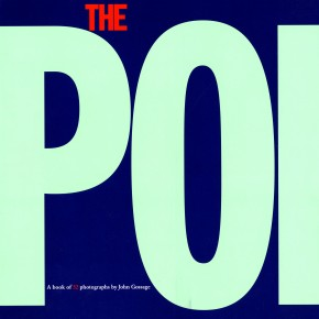 """book cover: """"John Gossage: The Pond"""""""