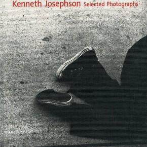 "book cover: ""Kenneth Josephson: Selected Photographs"""