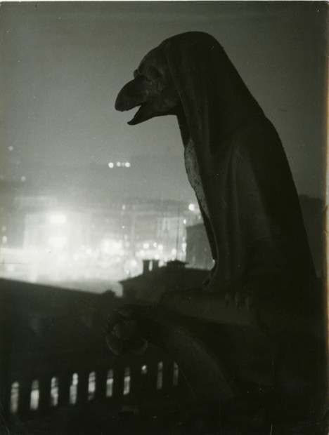 View From The Towers of Notre Dame, 1933