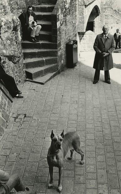 Jim Cooke <br> Le Mont St. Michel, France, 1989