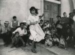 Thumbnail image: Gitane, Pelerinage aux Saintes-Maries-de-la-Mer (Gypsy girl, Pilgrimage at Saintes-Maries-de-la-Mer), 1960