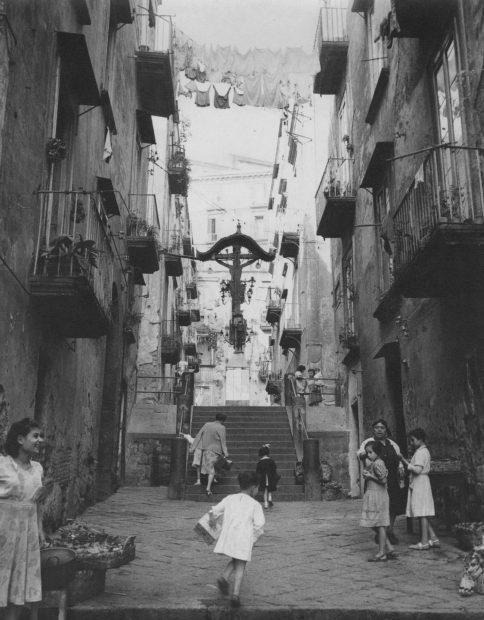 Napoli, 1950
