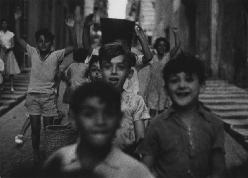 Naples (Napoli) , 1955