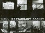 Thumbnail image: Restaurant Coquet, Paris, 1953