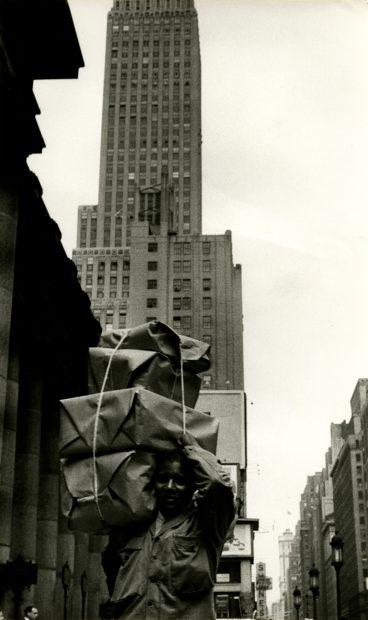 Untitled (New York City), 1950s
