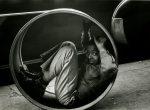 Thumbnail image: Boy Playing, New York, 1955