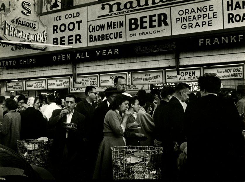 New York, 1955