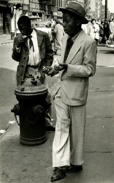 Untitled (New York City), 1955