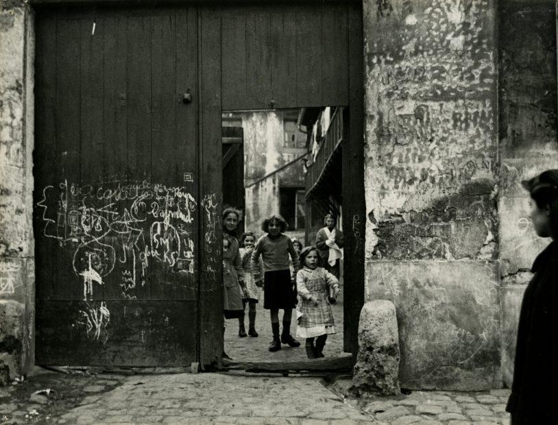 Untitled (Paris), 1950s