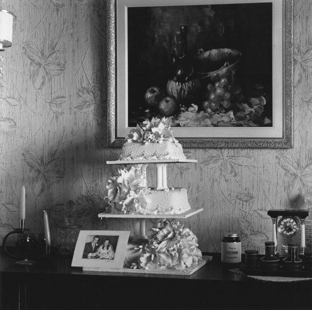 David Goldblatt<br>Dining Room Detail, Randburg, Gauteng, 1974